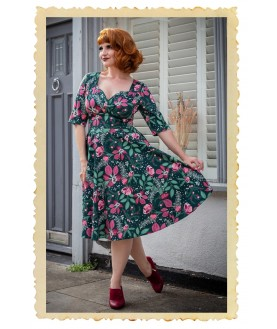 Robe Collectif Pin up Floral