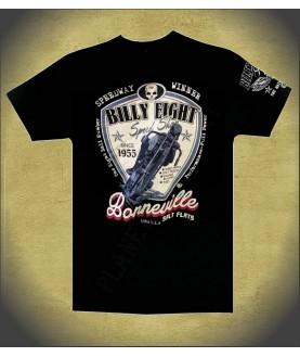 T-shirt Billy Eight Bonneville